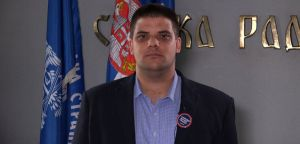 Srpska radikalna stranka za saradnju sa zemljama BRIKS-a