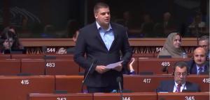 Александар Шешељ хрватском министру у Стразбуру: Немате стида, славите што сте побили и протерали Србе!