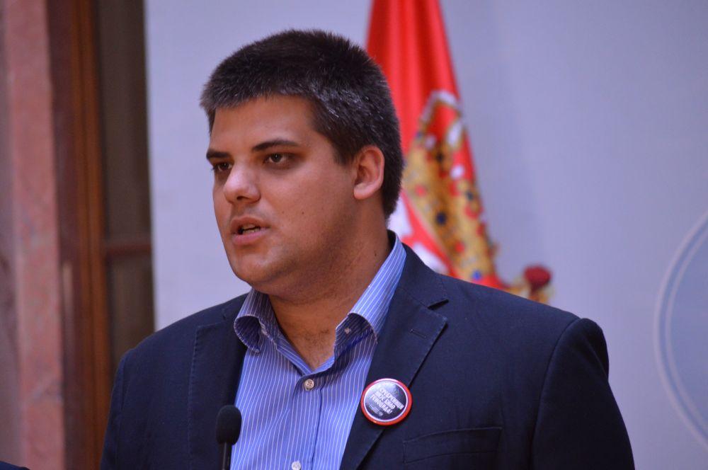 Odbor o Evropskom izveštaju, radikali negoduju zbog učešća Fabricija na sednici