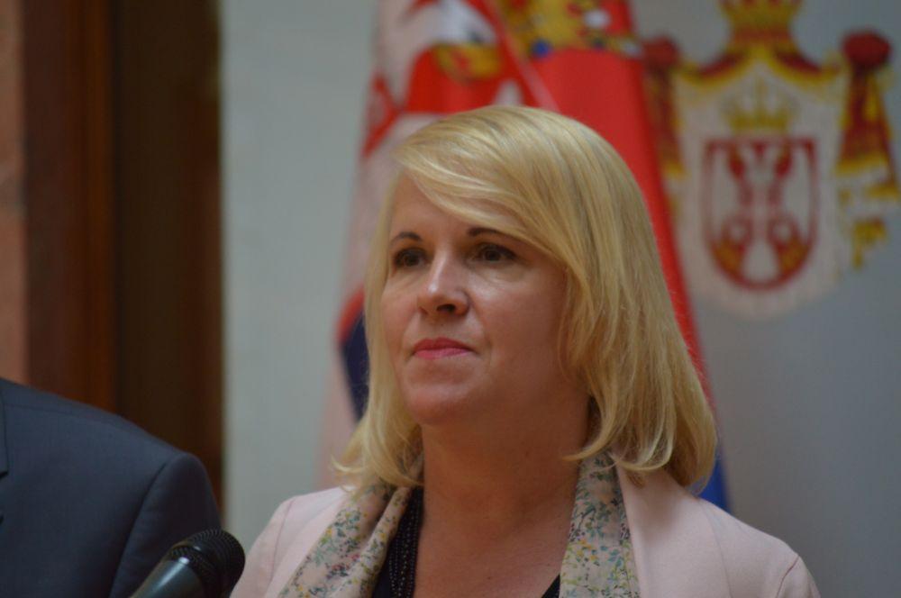 Наташа Јовановић: Српским радикалима нико не може да одузме слободу говора!