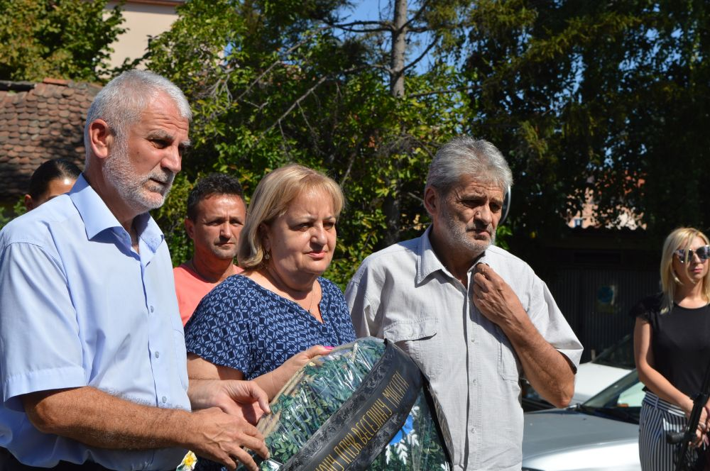 Лозница: Српски радикали положили венац четничком потпуковнику Веселину Мисити!