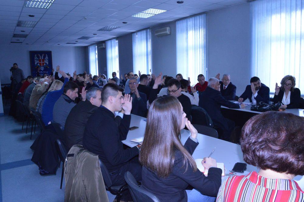 СРС: Одржана редовна седница Централне отаџбинске управе!