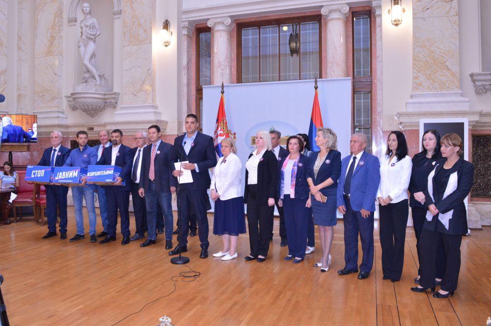 Шешељ: Српска радикална странка предала нови Предлог закона о извршном поступку и обезбеђењу
