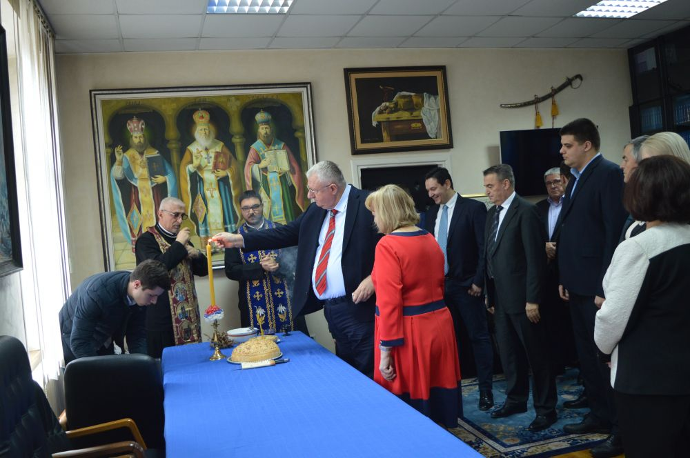 Српска радикална странка обележила страначку славу