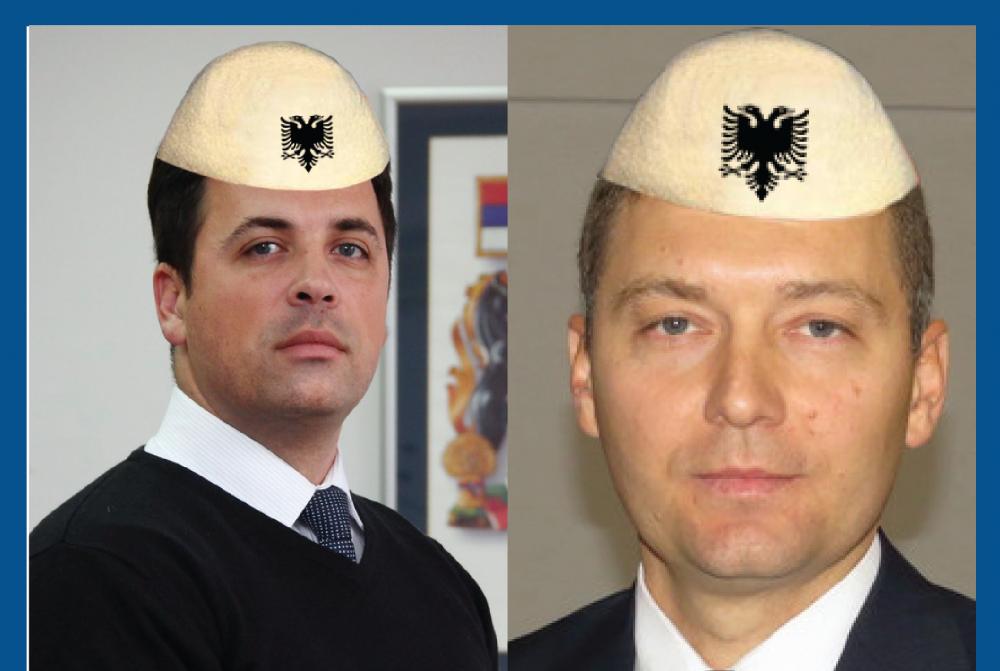 Српски радикали најстроже осуђују посету градских челника Шапца Пећи!