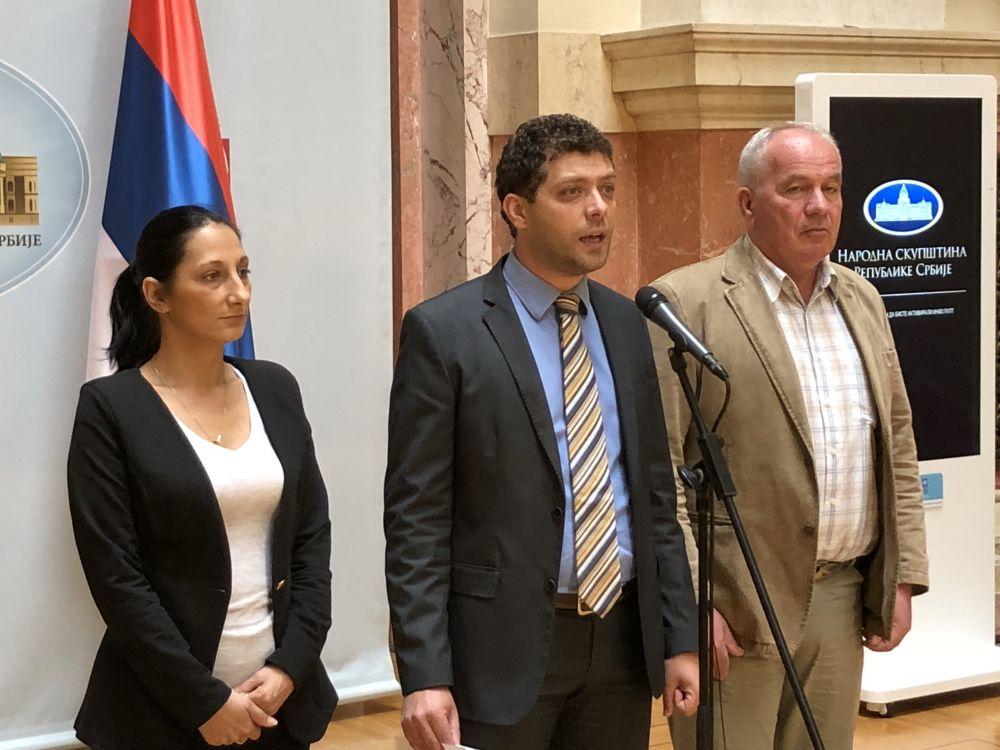 """Дамјановић: Супротставићемо се одржавању фестивала """"Мирдита, добар дан"""""""