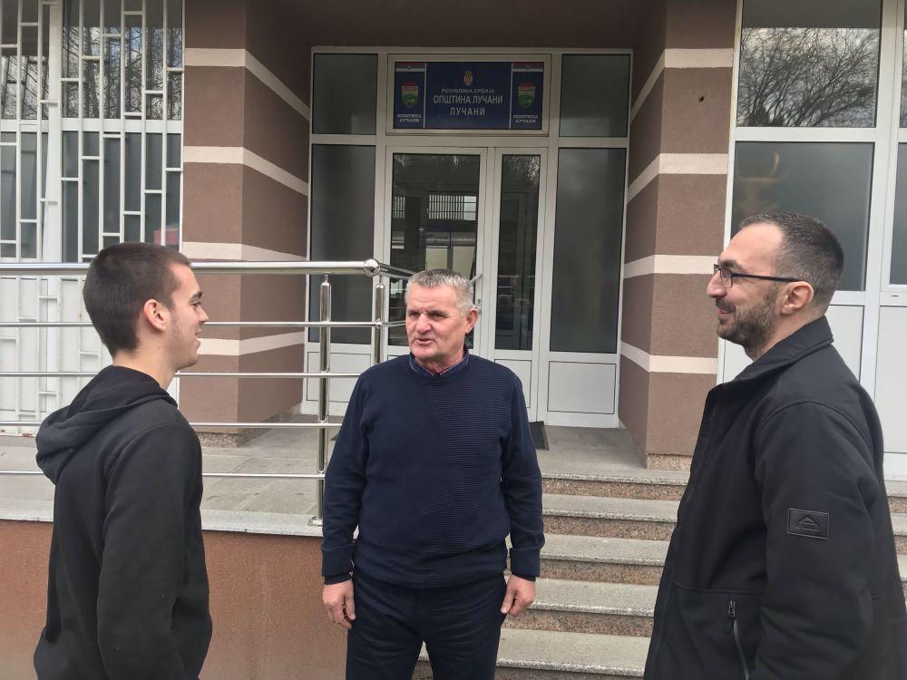Srpski radikali predali listu za predstojeće lokalne izbore u Lučanima