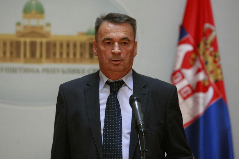 Мирчић: Српска радикална странка против закона о пресађивању органа