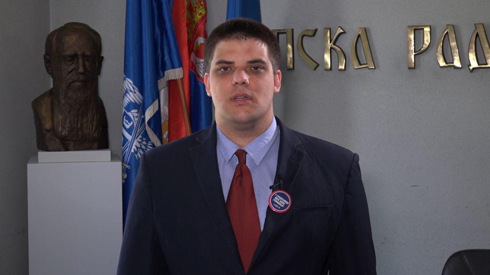 Српски радикали против финасирања НВО које раде против Србије