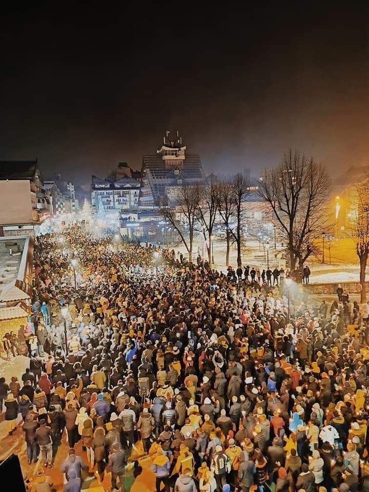 Srpski radikali pružaju podršku Srbima u Crnoj Gori