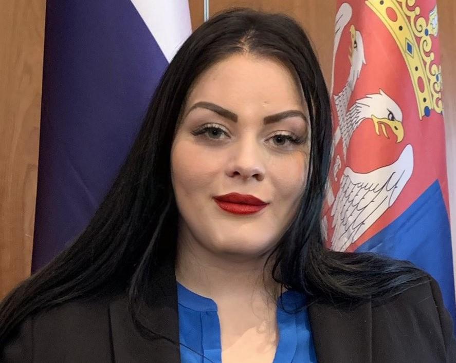 Александра Белачић на заседању Парламентарне скупштине Црноморске економске сарадње