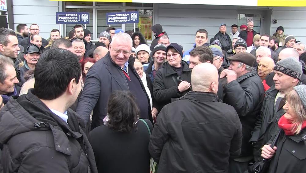 Др Шешељ: Индустријска зона у Борчи је развојна шанса!