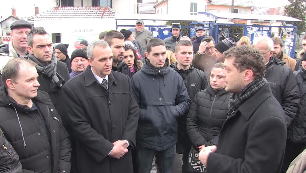 Дамјановић: Хоћемо да у наслеђе нашој деци оставимо уређен Београд